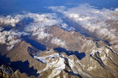 The Caucasus Mountains — Stock Photo