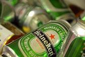 Beer Heineken — Stock Photo