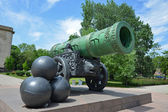 Donetsk - Tsar Cannon — Stock Photo
