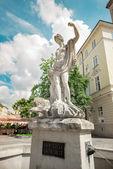 The beauty of Lviv — Stock Photo