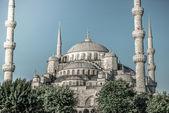 Istanbul - Turkey's capital — Stock Photo