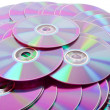 Cd discs - Stock Photo