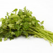 Bunch of parsley - Foto Stock