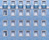 Textura da casa — Fotografia Stock