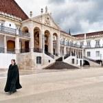 University of Coimbra — Stock Photo