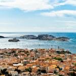 Marseille view — Stock Photo