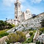 Notre-Dame de la Garde basilica — Stock Photo #18340701
