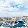 Port of Marseille, France — Stock Photo