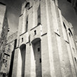 Stock Photo: Palais des Papes in Avignon, France
