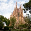 SagradFamilia — Stock Photo #18340789