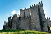 Guimaraes castle — Stock Photo