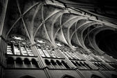 Ceiling of L'eglise des Reformes in Marseille — Stock Photo