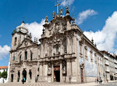 Carmo Church (Igreja do Carmo) in Porto, Portugal — Stock Photo