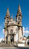 S.Gualter Church in Guimaraes — Stock Photo