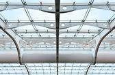 Moderna granden av flygplats — Stockfoto