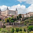 Old town of Toledo — Stock Photo