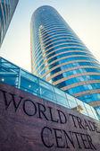 World trade center w colombo, sri lanka — Zdjęcie stockowe