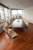 Modern bright meeting room - office — Stock Photo