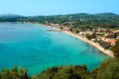 Ipsos, Corfu, Kerkyra — Stock Photo