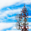 Stock Photo: Antenntower