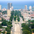 Havana, aerial — Stock Photo #25832505