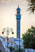 Mosque in centre of Muscat — Foto Stock