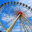 Observation wheel - Stock Photo