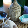 Stock Photo: Wellness decoration