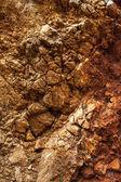 Consistenza delle rocce — Foto Stock