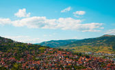 Sarajevo. City in the mountains — Stock Photo