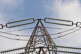High voltage isolators — Stock Photo