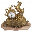 Vintage table clock — Stock Photo #12888552