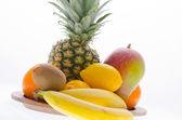 Fresh tropical friuts — Stockfoto