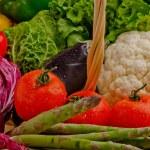 Fresh bio vegetables — Stock Photo #13851061