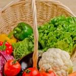 Fresh bio vegetables — Stock Photo #13851278