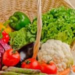 Fresh bio vegetables — Stock Photo #13851282