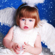 Little angel — Stock Photo #15792561