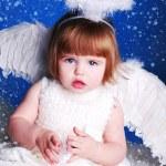 Little angel — Stock Photo