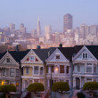 Stock Photo: SFrancisco Neighborhood