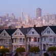 San Francisco Neighborhood — Stock Photo