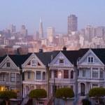 San Francisco Neighborhood — Stock Photo #12411165