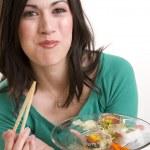 Sushi Lunch — Stock Photo #12411847