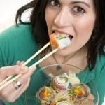 Sushi Lunch — Stock Photo #12411850