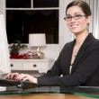 Stock Photo: Office Worker