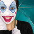 Excited Clown — Stock Photo #12412171