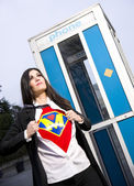 スーパーママ — ストック写真
