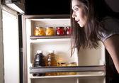 Raid de réfrigérateur — Photo