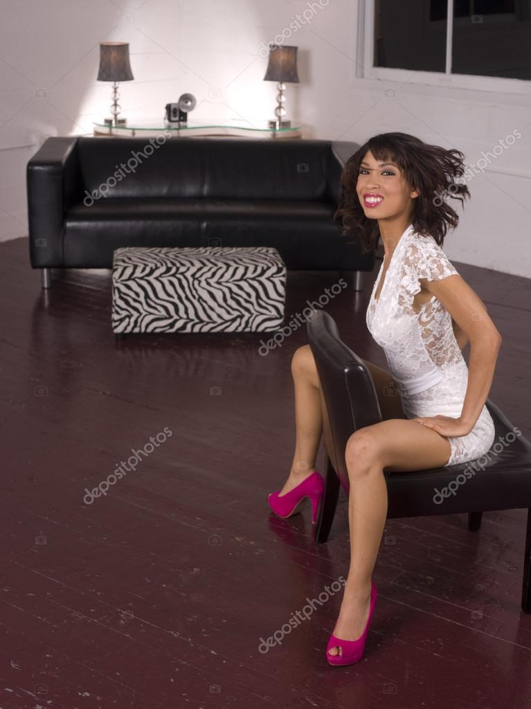 from Quentin sexy mexican women stradiling chair