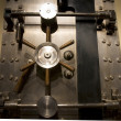 Bank Vault Safe — Stock Photo