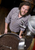 Master Roaster — Stock Photo